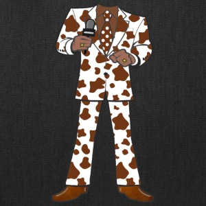 The Brown Cow Suit - Tote Bag