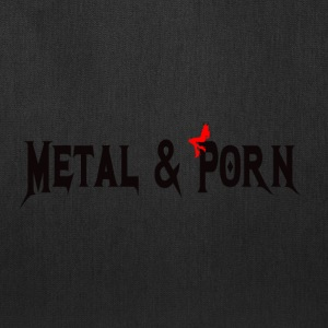 Metal_porn_1 - Tote Bag
