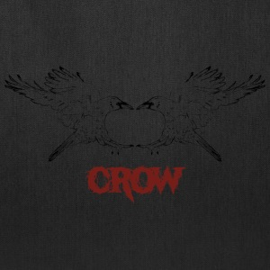 Mirror Crow - Tote Bag