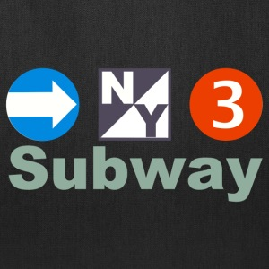 New York Subway - Tote Bag