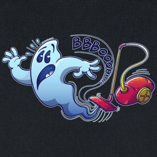 Ghost Vacuum Cleaner Nightmare - Tote Bag