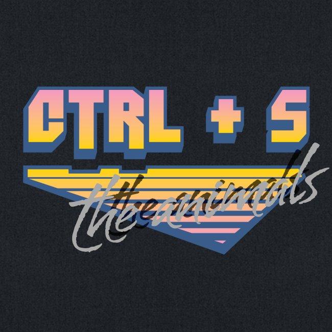 CTRL S The Animals 80s Gradient Brush