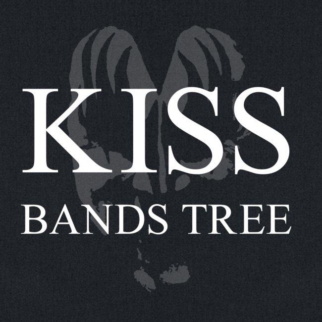 Kiss Bands Tree