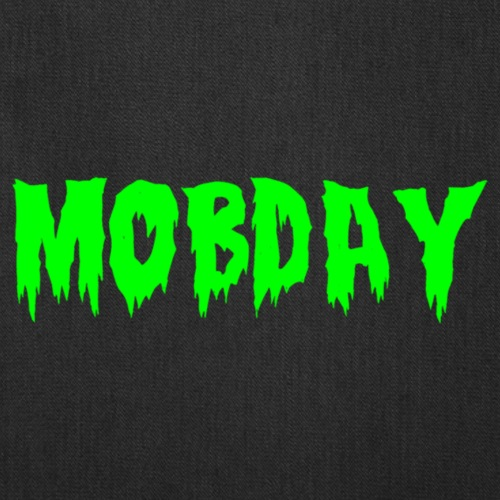 Mobday Toxic Horror Logo - Tote Bag