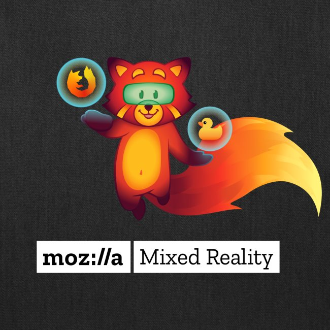 Foxr Floating (white MR logo)