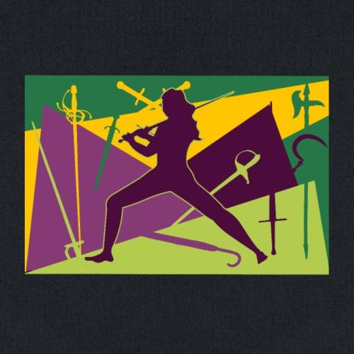 Retro purple - Tote Bag