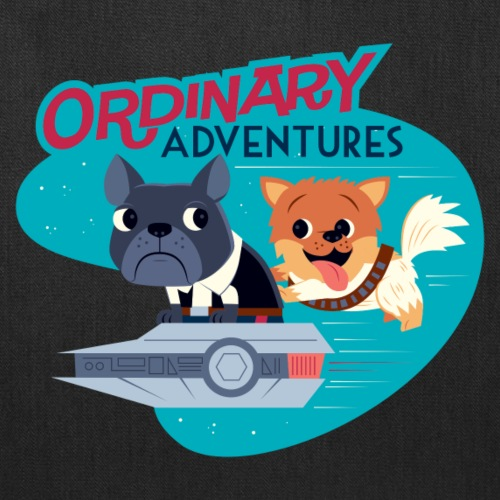 Ordinary Adventures 200K Collection - Tote Bag