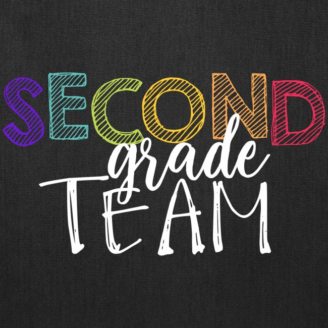 Second Grade Team Grade Level Team Teacher T-Shirt
