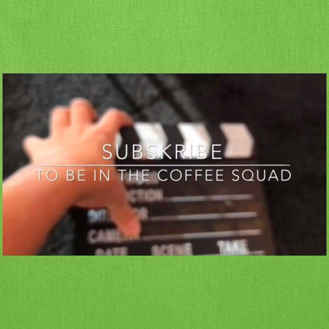 Sub to be in coffee squad picture