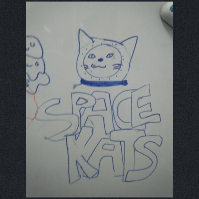 Space kats first design