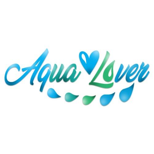 AquaLoverShirt - Tote Bag