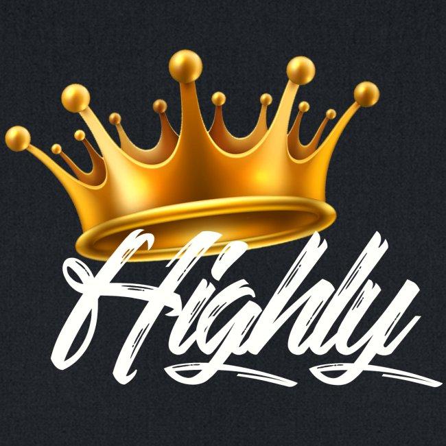 Highly Crown Print