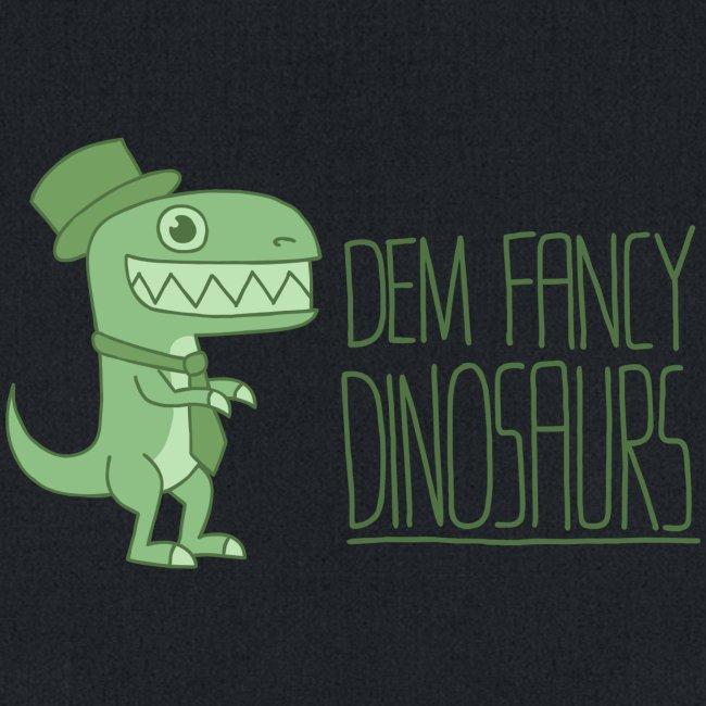 Dem Fancy Logo