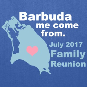Barbuda Family Reunion - Tote Bag