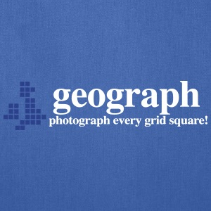 Geograph Britain and Ireland - Tote Bag