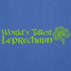 Worlds Tallest Leprechaun - Tote Bag