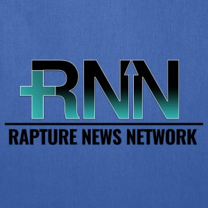 Rapture News Network Logo - Tote Bag