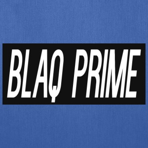 Blaq Prime Box Logo - Tote Bag