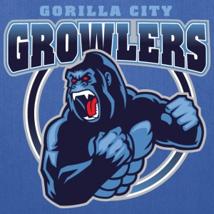 Gorilla City Growlers - Tote Bag