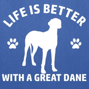 greatdane design - Tote Bag