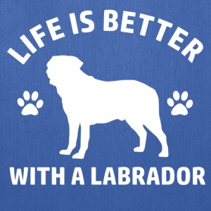 labrador design - Tote Bag