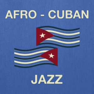afro cuban jazz - Tote Bag