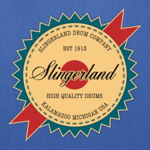 Old slingerland - Tote Bag