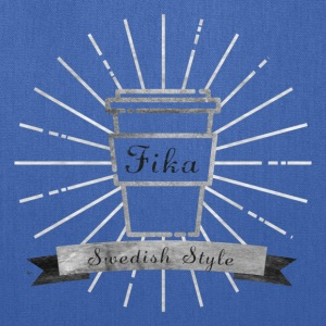 Fika Swedish style - Tote Bag
