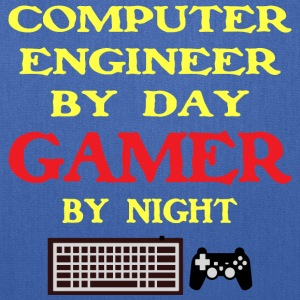 COMPUTER ENGINEER GAMER - Tote Bag