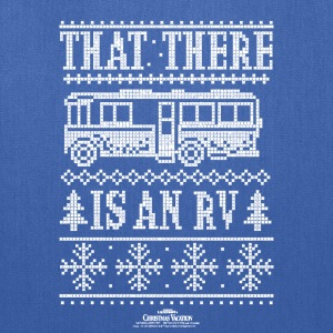 Christmas Vacation RV Faux Sweater T-Shirt - Tote Bag