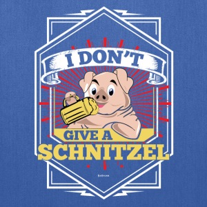 I Don't Give A Schnitzel German Beer Oktoberfest - Tote Bag