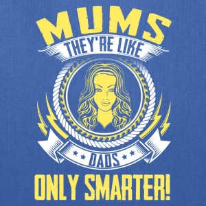 Funny Mother's Day T-Shirt: Mums n Dads for Mommy - Tote Bag