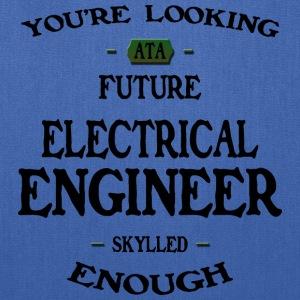 Electrical Engineer future - Tote Bag