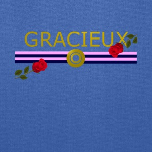 Gracieux / Graceful Fashion design - Tote Bag