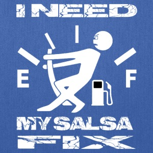 I Need My Salsa Fix - Tote Bag