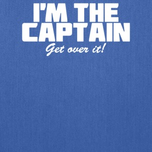 I m The Captain - Tote Bag