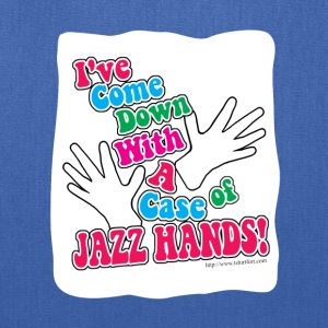 A Case of Jazz Hands! - Tote Bag
