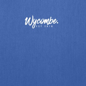 WYCOMBE Cursive Font - Tote Bag