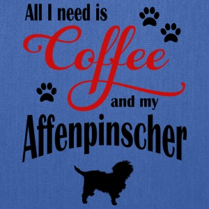 Affenpinscher Coffee - Tote Bag