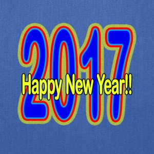Happy_New_Year - Tote Bag