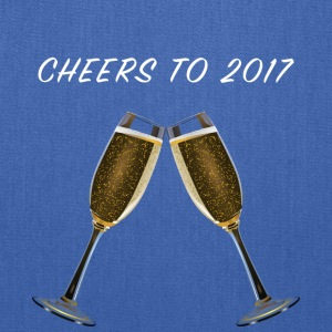 Cheers to 2017 - Tote Bag