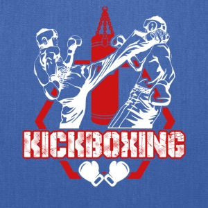 Kickboxing Tshirt - Tote Bag
