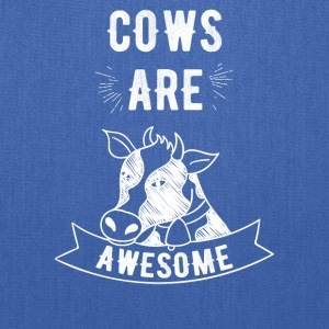 Cows are awesome - Tote Bag
