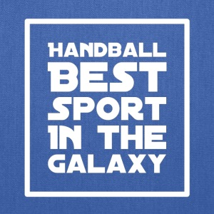 Handball Best sport in the galaxy - Tote Bag