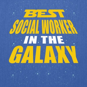 Best Social Worker In The Galaxy - Tote Bag
