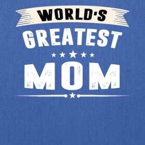 World s Greatest MOM T-shirt - Tote Bag