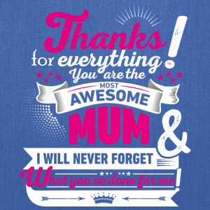 Mothers day! Thank you - Tote Bag