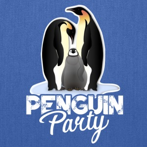 Penguin Party Clothes - Tote Bag