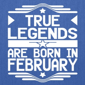LEGENDS BIRTHDAY FEBRUARY - Tote Bag