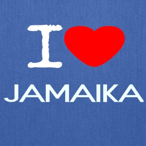 I LOVE JAMAIKA - Tote Bag